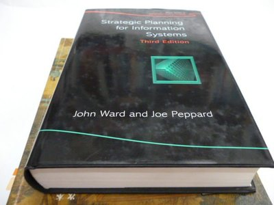 買滿500免運《Strategic Planning for Information Systems》ISBN:0470841478│Baker