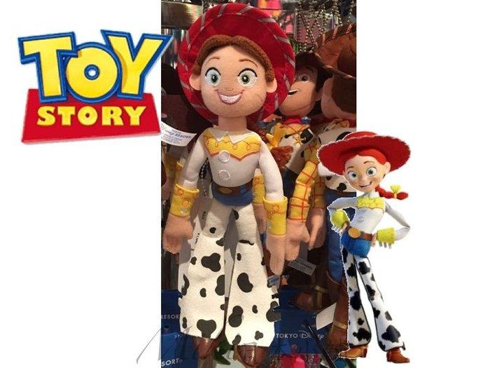 *Miki日本小舖*日本㊣版東京迪士尼樂園玩具總動員翠西玩偶別針吊飾/掛飾