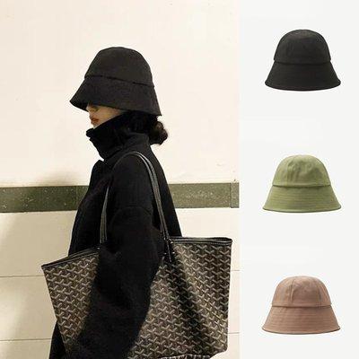 漁夫帽 盆帽-春夏簡約純色薄款男女帽子6色73xu1[獨家進口][米蘭精品]