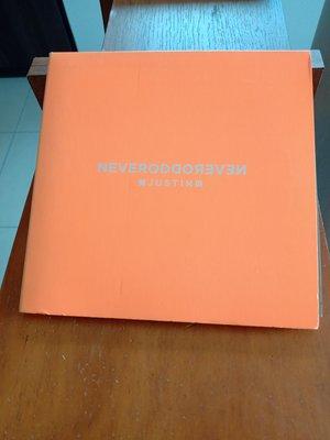 JUSTIN 側田 -Never Odd Or Even ( CD+DVD ) 只拆封