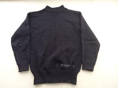 二戰公發美國海軍半高領毛衣 wwii us navy [GOB] sweater