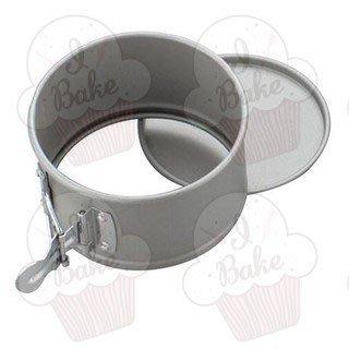 *愛焙烘焙* CL圓型環扣可卸式蛋糕模 12cm NO.3511