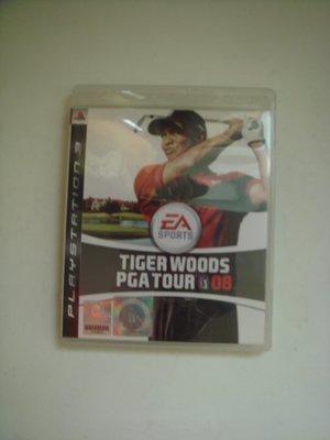 PS3 老虎伍茲08 英文版