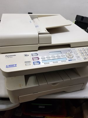 二手良品雷射複合機 Panasonic KX-MB 778 TW {此為二手空機,不含耗材}