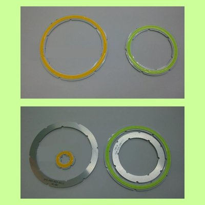 5Cgo【代購】圓形LED燈板高亮光 12V汽車燈檯燈cob白光暖白藍光冰藍DIY光效均匀柔和30mm-120mm含稅