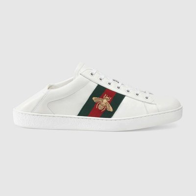 Gucci 蜜蜂小白鞋Ace sneaker