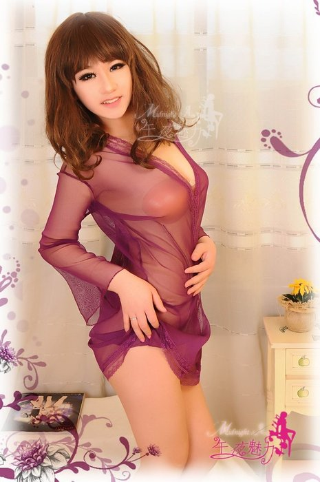 透式外袍性感睡衣 358543(限量特價)