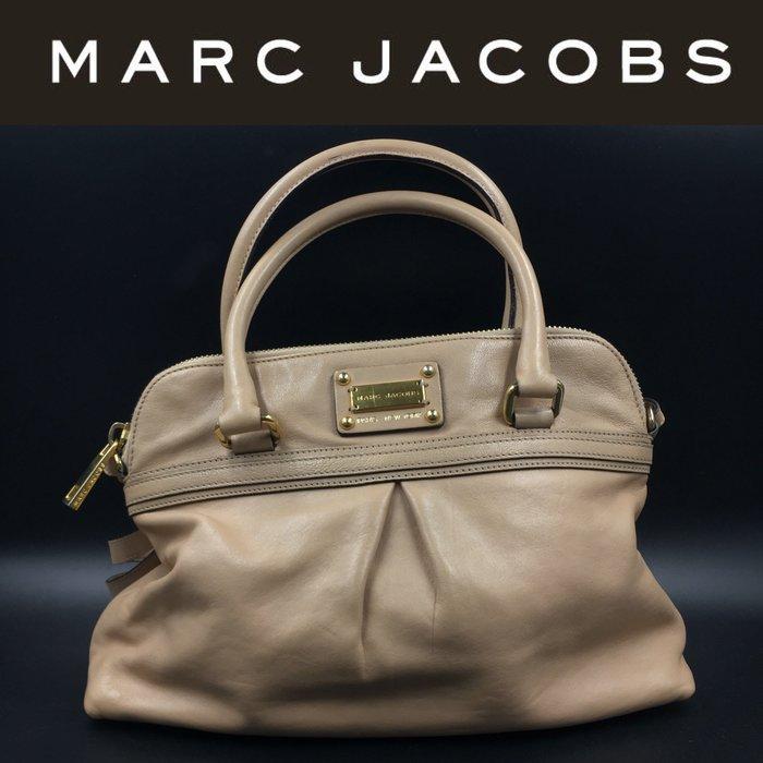 【皮老闆】二手真品 美國精品 MARC JACOBS 肩背包 手提包 F