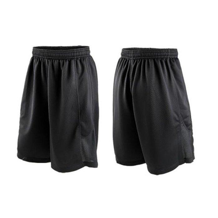 【T3】經典黑色籃球短褲 有口袋 籃球褲 短褲 籃球短褲 基本款素色球褲 黑色球褲 球隊 團體球褲 系籃球褲【A25】