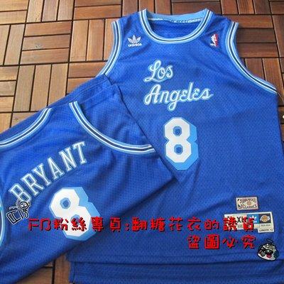NBA官網adidas正品湖人隊Kobe Bryant 科比·布莱恩O'Neal青年版電繡網眼球衣女生可穿YL YXL