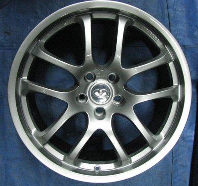 【益和輪胎】5孔114.3 INFINITI 19吋鋁圈適用NISSAN INFINITI FX,Q,M全車系皆可通用