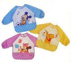 幸福♥SHOP 飯衣 寶寶反穿衣 兒童罩衣 加強防水飯衣 超實用  畫畫衣