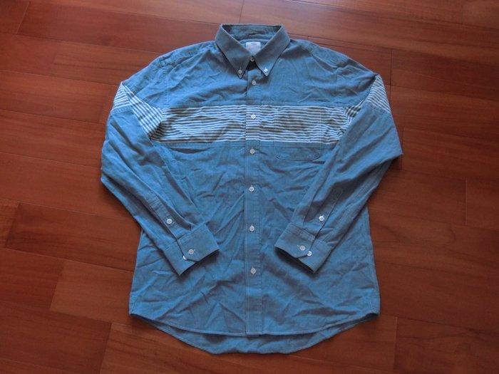 VISVIM 藍色襯衫