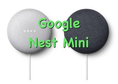 【胖達嚴選】Google Nest Mini 2  中文版 智慧音箱 台灣公司貨