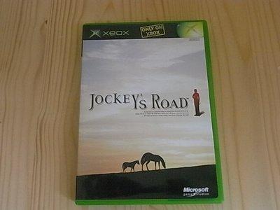 【小蕙館】XBOX~ Jockey's Road 騎師之路 (純日版)