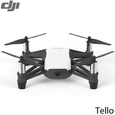 【MR3C】台灣公司貨 含稅附發票 DJI Tello特洛 無人機 空拍機