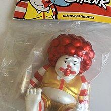 全新 限量 金屬色 Ronald Chunk unbox Jim dreams