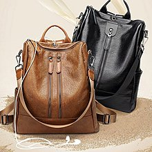 後背包 側背包 多功能背包 柔軟輕盈背包  DLCY513  【FQ包包】
