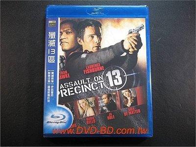 [藍光BD] - 殲滅13區 Assault on Precinct 13 ( 得利公司貨 )