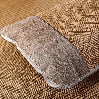 【蘑菇小隊】新年鉅惠枕套枕頭套 單人夏季涼席學生成人透氣枕芯套子-MG10648