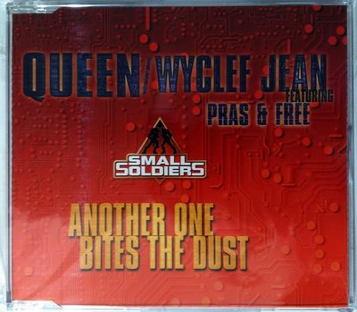 單曲/ Queen  - Another One Bites The Dust 嘻哈混音版 二手歐版