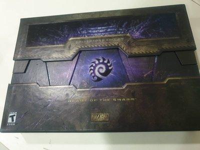 【暴風雪】◎現貨◎星海爭霸 蟲族之心 Starcraft Heart of the Swarm 典藏版
