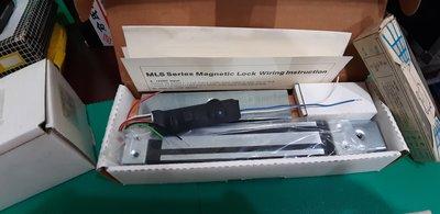 埋入式 崁入式 露出型 陽極鎖1200 LBS磁力鎖 陽極鎖 陰極鎖 俞式鎖  工程餘料 價格NT $.500-3000
