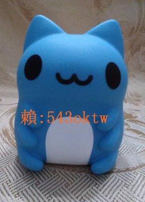 精美生日禮物 正品 1個貓貓蟲-咖波存錢筒