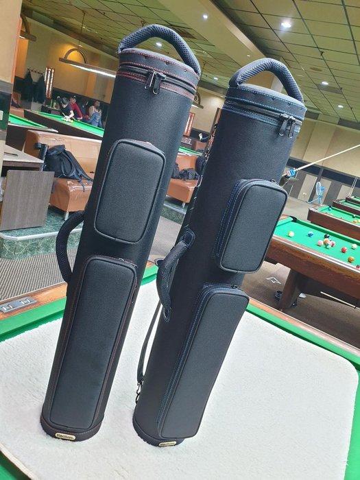 永和林店長 賣全新16孔黑色尼龍布Vincitore球桶 (球桿玩家最愛)纖維硬管 重量輕 保護好~熱賣款 CP值高~歡迎預定特珠色~16孔