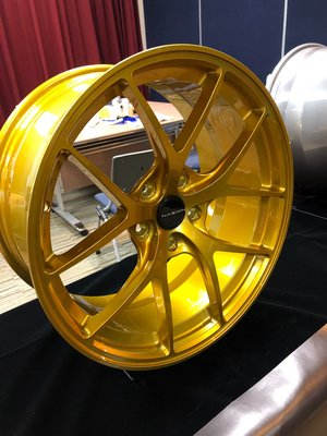 DJD19042915 Nashin 世盟 單片式 鍛造 鋁圈 E108 19吋