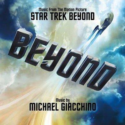 星際爭霸戰:浩瀚無垠-電影原聲帶(台壓) Star Trek Beyond- OST---0673978A