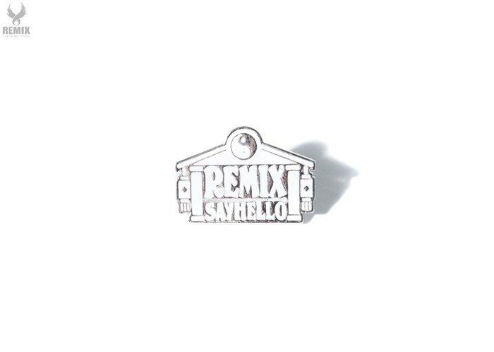 [ LAB Taipei ] REMIX '16 A/W REMIX x SAYHELLO PIN BADGE #1