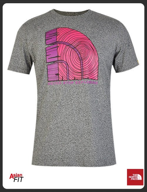 【戶外風】THE NORTH FACE 男 休閒T恤建議售價:$1,700