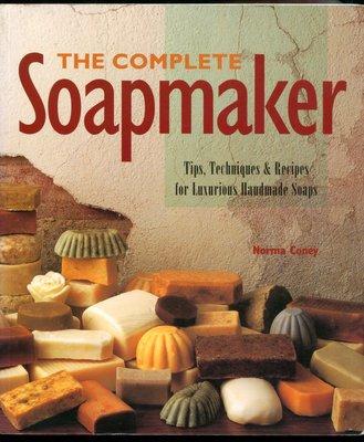 紅蘿蔔工作坊/手工皂~(完整手工皂配方)The Complete Soapmaker(外文書)9E