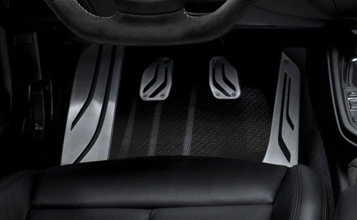 【樂駒】BMW M Performance F30 F31 F34 3GT 原廠 手排 油門 煞車 踏板 內裝 套件