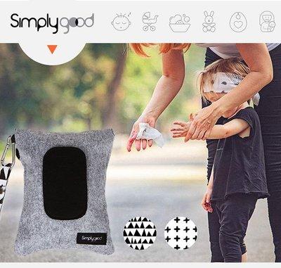 辰果購物 以色列Simplygood 不織布濕紙巾儲存袋