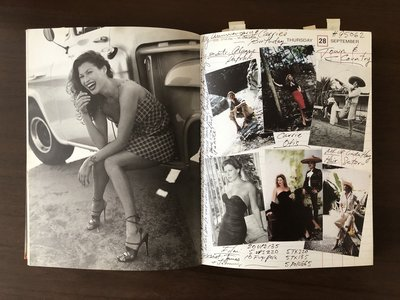 【Sante D'orazio:A Private View】二手書 8成新 原價1800元 攝影集 藝術作品 寫真集