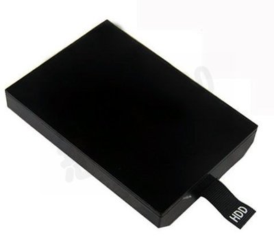 XBOX360 SLIM 薄機 副廠硬碟盒【台中恐龍電玩】