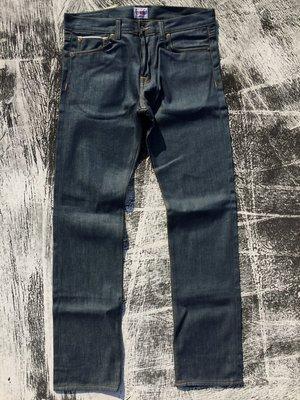 《Classic Hunter》全新日本Edwin【ED-71布邊Unwashed牛仔褲】32x32(Tellason)