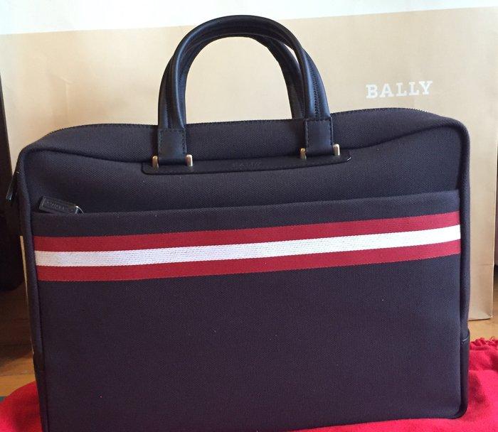 BALLY 瑞士品牌 - 全新品 男用公事包 (促銷商品)