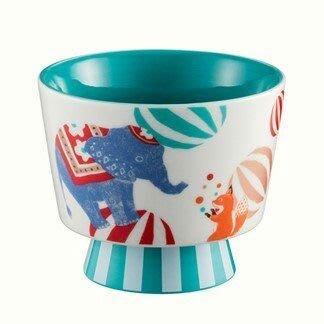 (剩2)星巴克聖誕節限定(斷貨款 )翻滾大象糖果碗Starbucks Juggling Juggling Bowl