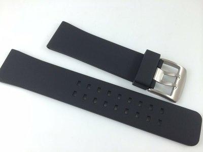 錶帶屋 代用Hamilton 漢米爾頓 Panerai Fortis IWC Oris 高級PU 非矽膠錶帶 現貨