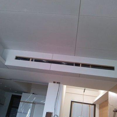 矽酸鈣板防火板天花板南亞1.0施工2400元木工/裝潢/室內設計/