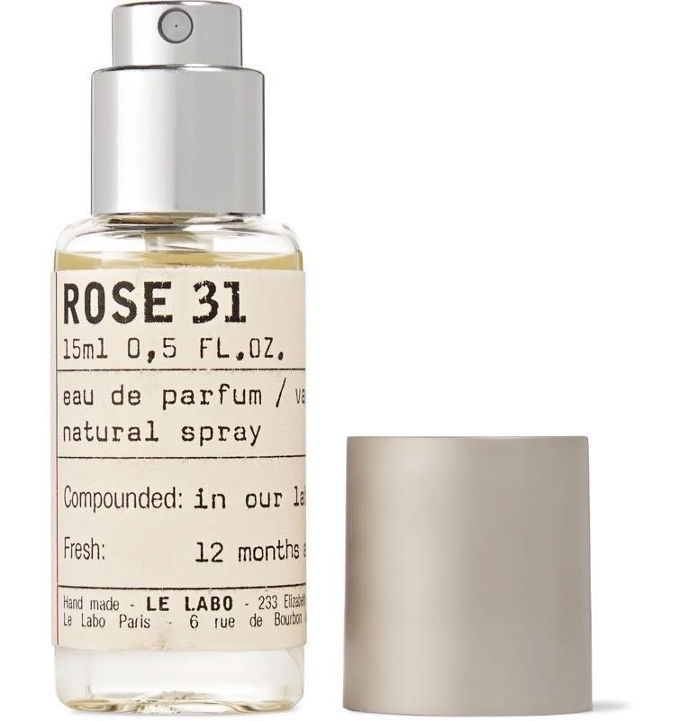 PAPA. 全新現貨 Le Labo Rose 31 香水 隨身小香 15ml 玫瑰 原裝附盒封貼 玻璃瓶噴霧