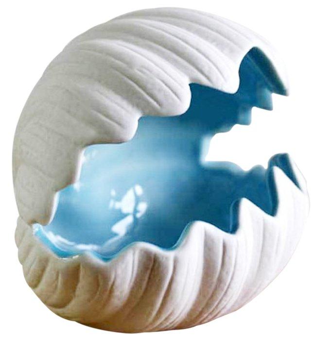 地中海風 海洋 陶瓷貝殼菸灰缸~ CASH00001