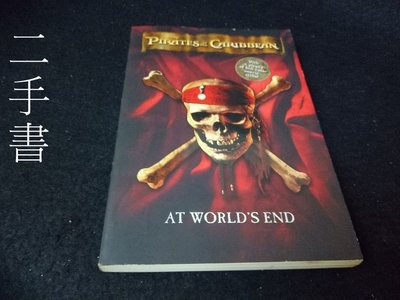 【珍寶二手書齋FS4】Pirates of the Caribbean: At World's End