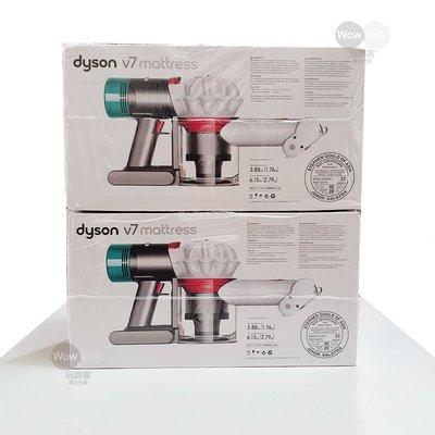【Wowlook】戴森 Dyson V7 Mattress 手持式吸塵器除塵蟎 HH11 (v6)