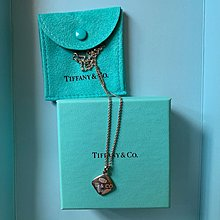 Tiffany & Co. necklaces 925純銀頸鏈 頸鍊