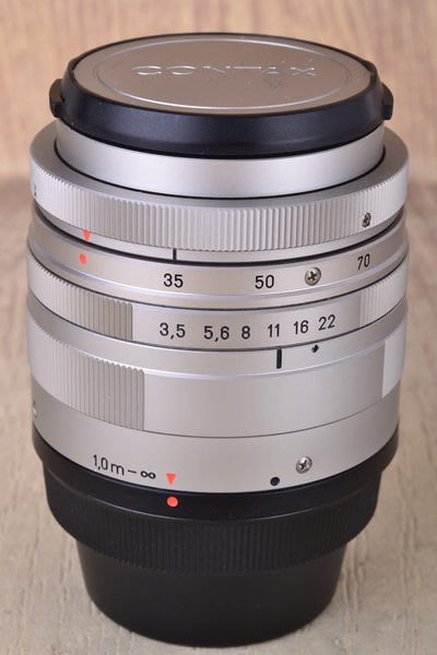【台中品光攝影】 Contax Vario-Sonnar T* 35-70mm F3.5-5.6 G鏡 #36609J
