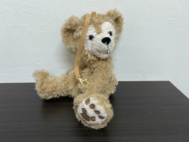 達菲熊玩偶吊飾